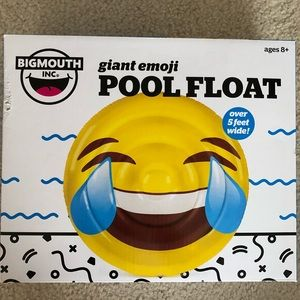 Other - 🆕 Party supply emoji pool float